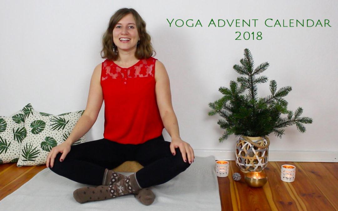 The Yoga Advent Calendar – The Journey